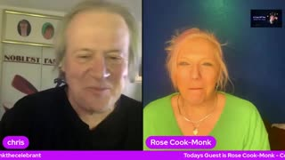 Ents A CUP OF TEA WITH MR. GEE  with Special Guest -  Rose Cook Monk