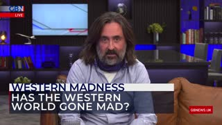 Opinion Plus Neil Oliver The West is firmly in the grip not of a virus but of delusional madness