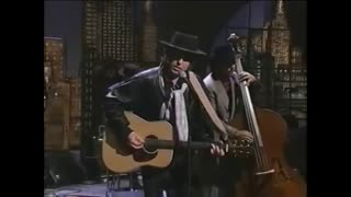 Ents Forever Young Live on David Letterman