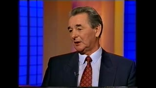 Opinion Plus Ents The Great Brian Clough Interview Clive Anderson