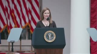 The Senate just confirmed Judge Amy Coney Barrett to the Supreme Court of the United States.