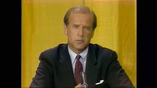 Flashback- In 1987, Biden's Presidential Campaign Was Derailed By Charges Of Plagiarism