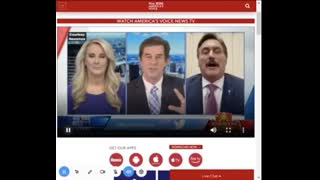 Newsmax joins Mainstream PRAVDA>  Disgusting treatment of Mike Lindell.