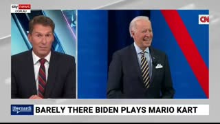 Sky News Australia on Biden 'Never before' has the leader of the free world been 'so cognitively compromised'