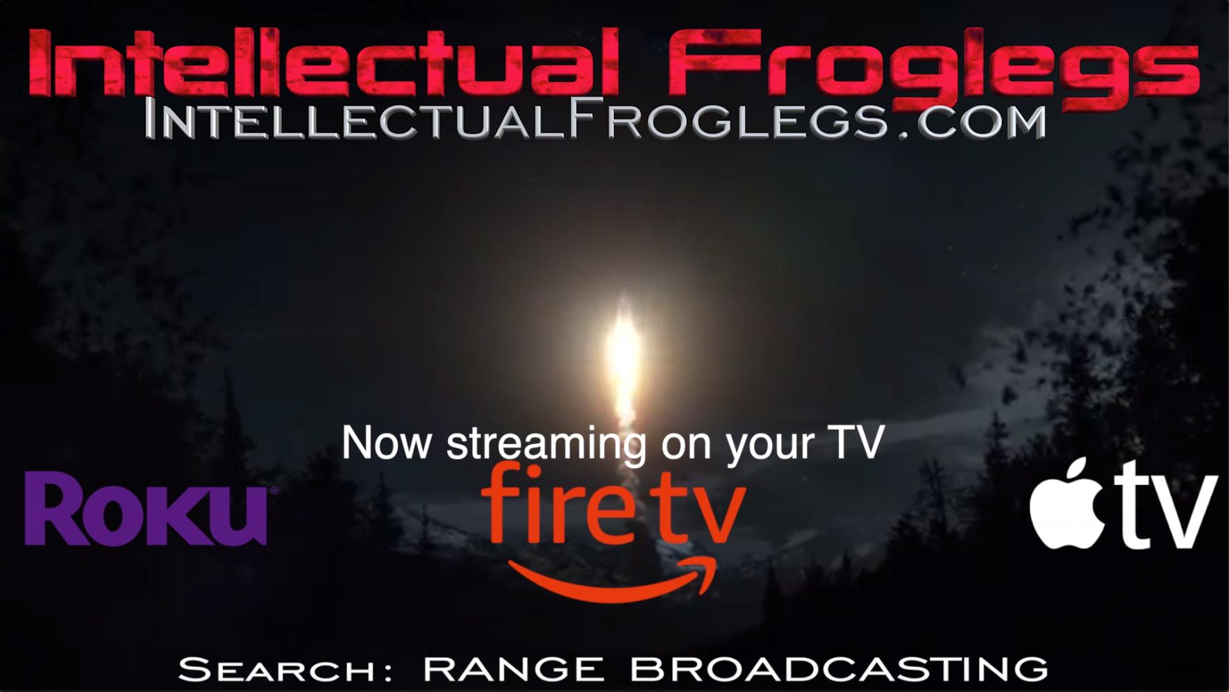 FUNNY Promo: Intellectual Froglegs -> PSA: Allergy v Virus