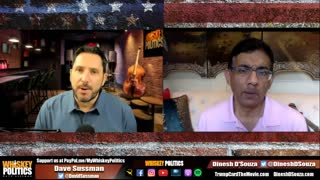 Ep. 264 - Dinesh D'Souza - Can America Survive the Tactics of the Socialist Left?