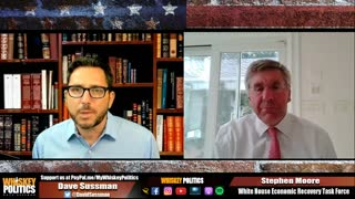 The Coming Economic Storm - Stephen Moore, White House Recovery Task Force and Buzz Patterson, CA-7