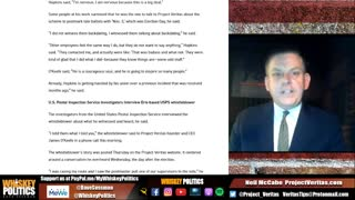 Greatest (Attempted) Theft in American History: Neil McCabe, Project Veritas & Tom Borelli, Newsmax