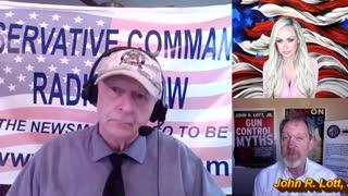 CONSERVATIVE COMMANDOS RADIO SHOW. 3-12-21 TV SHOW AE