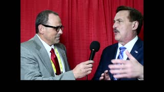 MIKE LINDELL JOINS THE CONSERVATIVE COMMANDOS RADIO SHOW FOR AN INTERVIEW  AT CPAC