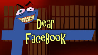 Dear Facebook — New Mix and ReMastered - Official Music Video