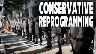 CONSERVATIVE REPROGRAMMING IN ORDER TO JOIN THE HUMAN RACE