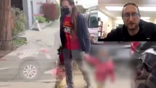 """Union President Matt Meyer says it's still too """"unsafe"""" for you to send your kids to school, drops his daughter off at in-person school on video"""