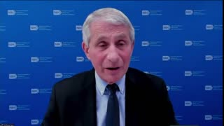 """Fauci: """"There are things, even if you're vaccinated, that you're not going to be able to do in society."""""""