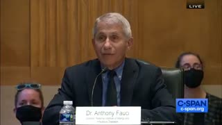 Fauci admits that American taxpayer moneymay have been routed to the Wuhan virology lab