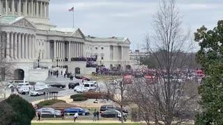 Patriots Storm The US Capitol #1